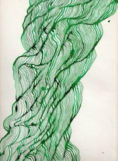 Wave (Green) (Tom Moglu)