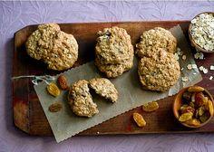 Kepekli yulaflı kurabiye...