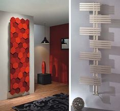 Wall Art Radiators We Love at Design Connection, Inc. | Kansas City Interior Design #Radiator #WallArt #InteriorDesign http://designconnectioninc.com/blog/design-inspiration/warm-your-home-with-artistic-heat-sources