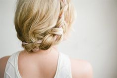 12 Ways to Rock Ribbon in Your Hair via Brit + Co