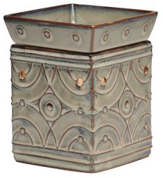 Scentsy's Lenore wax warmer (no flame)