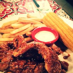 I can't get enough of Chili's Crispy honey chipotle crispers!!! <3