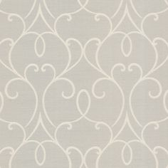 482-DL31093 Taupe Mini Classical - Mila - Decorline Wallpaper
