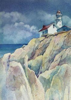 Alexis Lavine: Luminous Watercolors & Inspiring Art Instruction