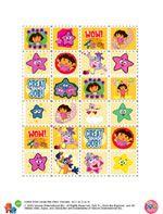 Free Potty Training Stickers