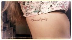 tatuagem serendipity - Pesquisa Google