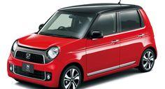 Retro-styled Honda N-One city car goes on sale in Japan