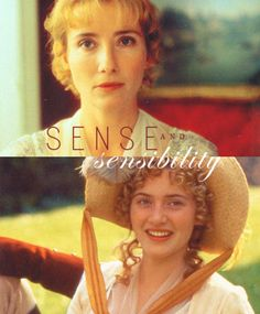 """Sense & Sensibility"" (1995) ~ Emma Thompson as Elinor Dashwood & Kate Winslet as Marianne Dashwood, Alan Rickman, Hugh Grant.  What A Cast...What A Movie!!...GReat Period Film With the Always Wonderful Emma Thompson...As Adapted Screenplay Writer & Lead Actress...Winslett is Wonderful And Ricklam & Granant Are Simply Sexy & Sultryly Good!!  A Keeper of A Film!!"