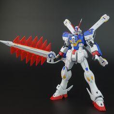 Custom Build: HGUC 1/144 Crossbone Gundam X3 [Conversion] - Gundam Kits Collection News and Reviews