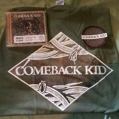 been waiting so long for new Comeback Kid. I'm so stoked, and pumped to listen to this. Such an awesome band that puts their whole selves into their music. Great Pictures, Victorious, Comebacks, Waiting, Sticker, Awesome, Music, Kids, Punk