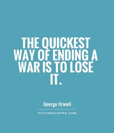 Image result for orwell quotes