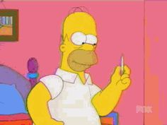 Homero Simpson drogandose - www.Biokytec.com - cool.gif (320×240)