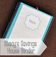 Getting Organized: House Binder + FREE Printables!! Get organized!