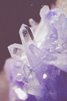 Amethyst Crystals - for healing Crystal Aesthetic, Purple Aesthetic, Minerals And Gemstones, Rocks And Minerals, Décor Violet, Cool Rocks, Mineral Stone, All Things Purple, Rocks And Gems