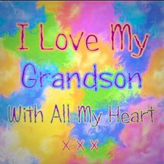 All of my grandsons ❤️