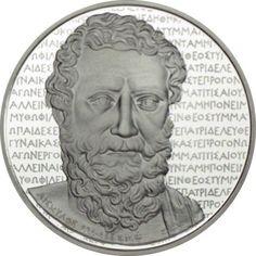 10 Euro Silber Aischylos PP
