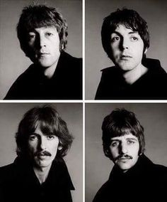Cool Picture from a time after Pepper, but before the White Album : beatles