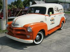 Chevrolet Truck 54 9 bb | Flickr - Photo Sharing! chevy panel