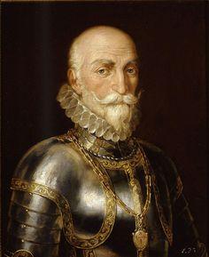 Álvaro de Bazán, I marqués de Santa Cruz, Grande de España. Almirante de la Armada Española de Felipe II, Mecenas de la cultura.