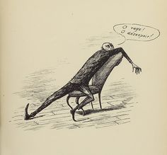 this isn't happiness™ - photo caption contains external link Edward Gorey, Ink Illustrations, Illustration Art, John Kenn, Wordless Book, Ink Pen Drawings, Dark Art, Sketches, Artist