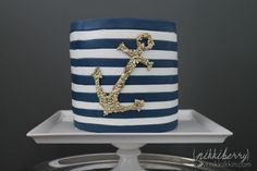 love this - maybe gold anchor?