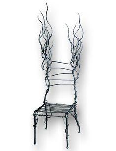 Sillas y sillones particularmente únicas. | Quiero más diseño