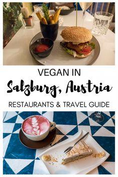 Vegan Salzburg Travel Guide | Salzburg Vegan Dining Guide | Salzburg, Austria | Vegetarian Food in Austria | Vegan and Vegetarian in Salzburg