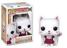 Funko pop. Fairy Tail. Carla.