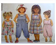 Butterick Sewing Pattern 6818 Toddlers Dress, Jumpsuit To... https://www.amazon.com/dp/B01CN1MNBW/ref=cm_sw_r_pi_dp_x_9q9KybFHJ01A0