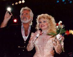 Dolly Parton ...~Kenny Rogers