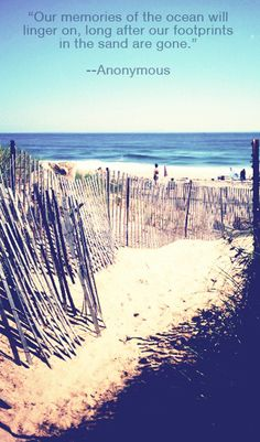 our memories of the ocean will forever linger on <3  always reminds me of our memories & our  adventures of the east coast