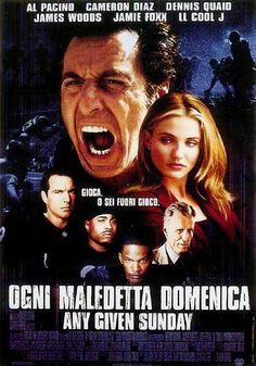 Watch Any Given Sunday Full Movie Streaming HD