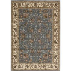Nourison Persian Arts Collection Area Rug, Blue