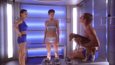 Star Trek: Enterprise - T'Pol (Jolene Blalock) - Image Source: E Online Here are some things you didn't know about T'Pol. The most con...