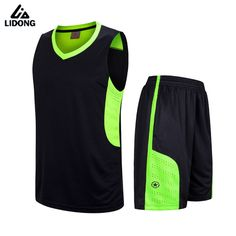 3da250584d80 2017 New Men basketball jerseys clothes jersey sets shirts shorts basketball  clothing Training pants Suit DIY Custom Name Number