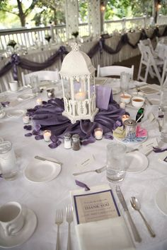 reduced victorian lilac centerpiece accessories handmade pew bows faux petals and more reception decorations