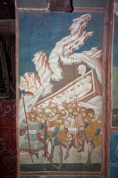 BLAGO   BLAGO : Decani : 65 Holy Women at the Sepulchre