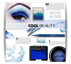 """Cool beauty"" by dolly-valkyrie ❤ liked on Polyvore featuring beauty, Sue Devitt, Stila, NARS Cosmetics, Wallace and coolbeauty"