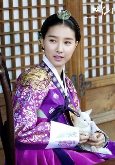 hanbok, traditional korean dress