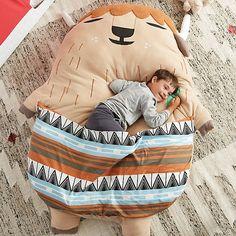 Soft Sidekick Giant Buffalo Stuffed Animal | The Land of Nod