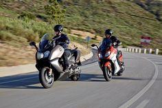 Los nuevos maxi-scooters BMW C 650 Sport y BMW C 650 GT llegan a distribuidores mexicanos | Tuningmex.com