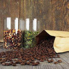 #Kaffee und #Tee | #tea #coffee #Italianfood #Südtirol #Online #Shop www.berggut.com | www.facebook.com/berggut