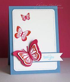 Thank You - love the butterflies