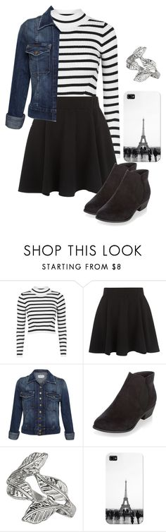 Allison Argent Outfit by zoetozier on Polyvore featuring Topshop, Current/Elliott, New Look, Dorothy Perkins, Casetify, TeenWolf and allisonargent