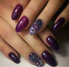 Purple Nail Art Designs Collection purple nail arts nail art in 2019 purple nail art cute Purple Nail Art Designs. Here is Purple Nail Art Designs Collection for you. Purple Nail Art Designs purple nail arts nail art in 2019 purple nail art. Fall Nail Art Designs, Acrylic Nail Designs, Latest Nail Designs, Trendy Nails, Cute Nails, Cute Fall Nails, Simple Fall Nails, Cute Nail Colors, Hair Colors