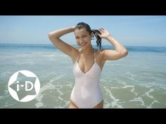 #Bella Hadid Exhibits Off Her Fave Positions in L.A. With ID Mag --- More News at : http://RepinCeleb.com  #celebnews #repinceleb #CelebNews