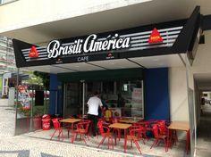 Meganuncius | Reclamos Luminosos | Brasili América café