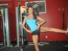 lower body workout/anti cellulite
