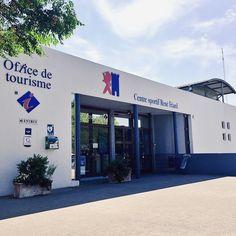 Passage par l'office de tourisme de Mouans-Sartoux.