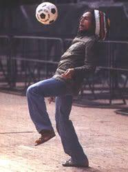 Rare picture - Bob Marley